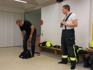 Brandschutzerziehung in der Kita
